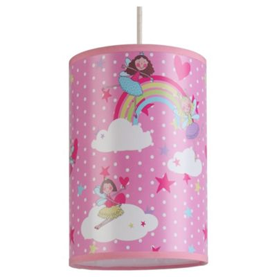Tesco Lighting Kids Fairies Light Shade