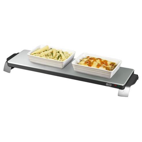 Swan SW02SS Large Cordless Warming Tray