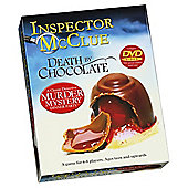 Inspector McClue Murder Mystery Dinner Party Game- Death By Chocolate