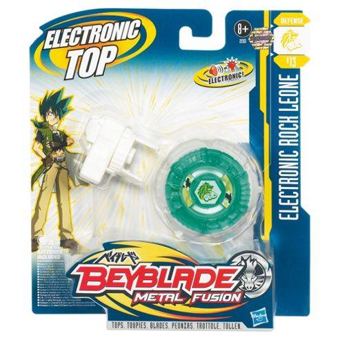 Beyblade Rock Leone Electronic Top