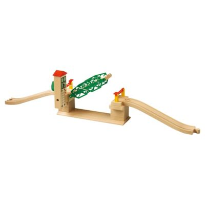 Brio Classic Accessory Lifting Bridge, wooden toy