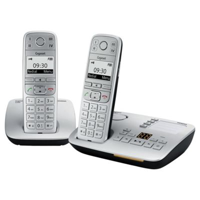 Gigaset E500A Twin Telephone