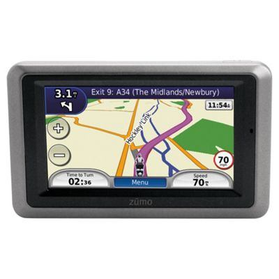 Motorbike Garmin Zumo 660 Satellite Navigation For Motorbikes (Europe Maps) 4.3 inch