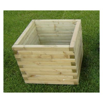Pro-Direct LTD Square Planter PL60-SL 61 x 61 x 51cm