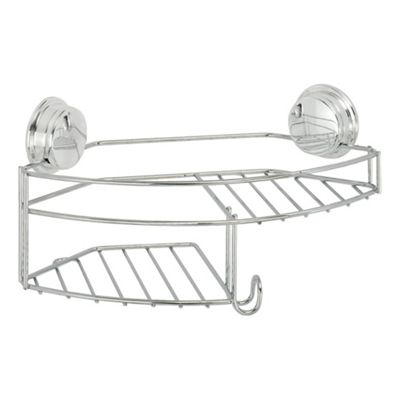Croydex Twist N Lock Plus Combination Basket