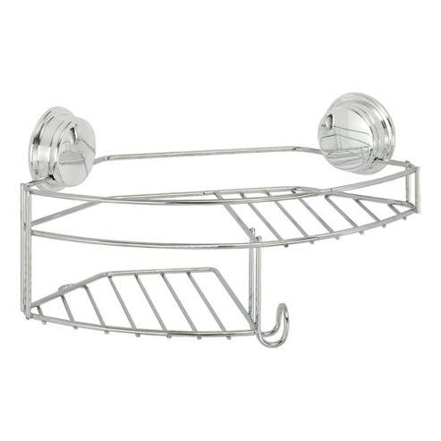 Croydex Twist N Lock Plus Combination Basket
