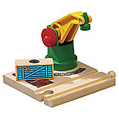 Brio Classic Accessory Low Level Crane, wooden toy