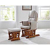 Tutti Bambini GC35 Glider Nursing Chair, Beech