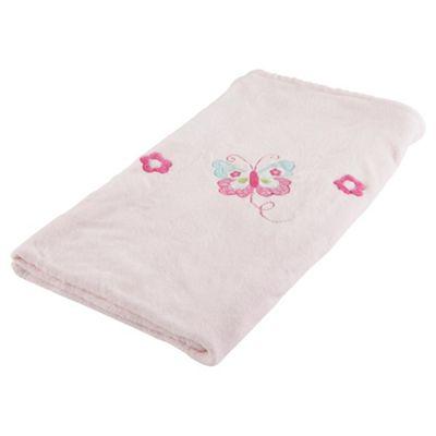 Kids Line Bella Boa Cot Bed Blanket