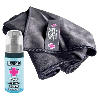 Muc-Off Screen Cleaning Go Kit for iPhone/Smartphones