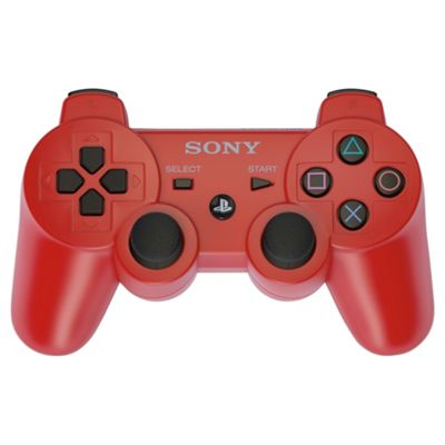 Sony Dualshock 3 Wireless Controller - Red