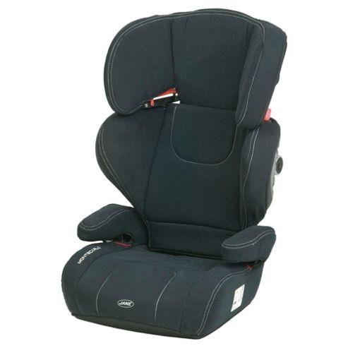 Jane Montecarlo Car Seat, Group 2-3, Carbon