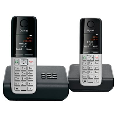 Gigaset C300A Twin cordless Telephone
