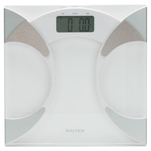 Salter Glass Body Analyser Bathroom Scale