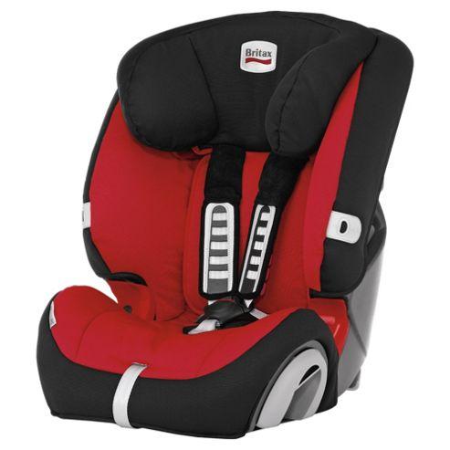 Britax Evolva 1-2-3 Car Seat, Group 123, Olivia
