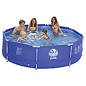Tesco 12ft Metal Frame Pool With Pump