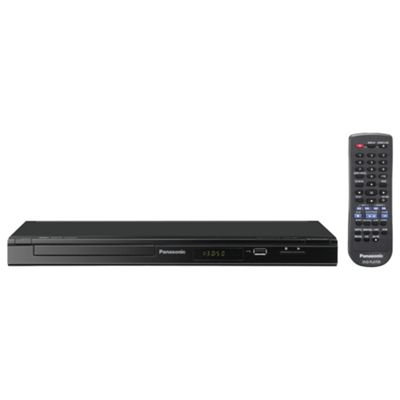 Panasonic DVD-S48EB-K DVD Player Black