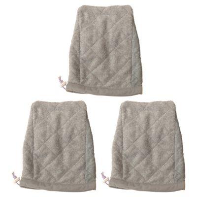 Shark 3 x Scrubbing Wedge Pocket Pads for V19015