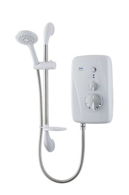 Triton White Etana 9.5kW Electric Shower