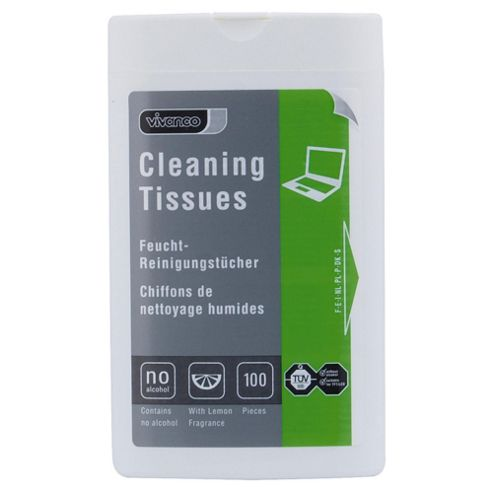 Vivanco PC8 Cleaning tissues for TFT and LCD screens