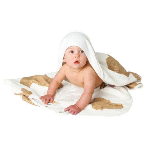 Cuddledry Cuddlerobe - Cowprint