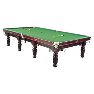 Buy riley renaissance 12ft slate snooker table from our for 12 ft snooker table