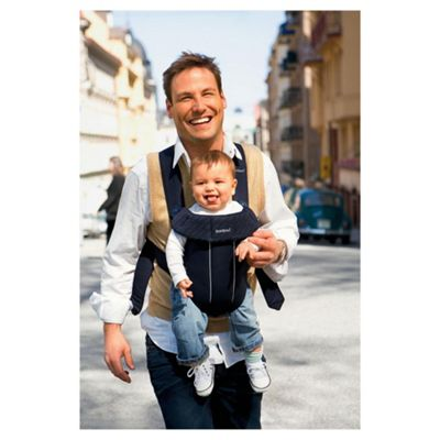 BABYBJORN Baby Carrier Original, Dark Blue, Cotton