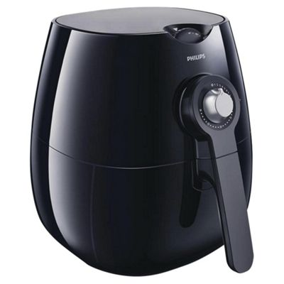 Philips HD9220 Airfryer Low-Fat Fryer Multi-Cooker - Black