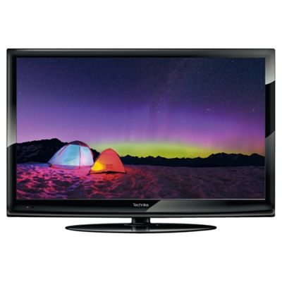 Technika 32-56D 32 inch Widescreen HD Ready LCD TV DVD Combi with Freeview