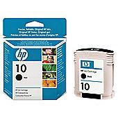 HP 10 Black Original Printer Ink Cartridge