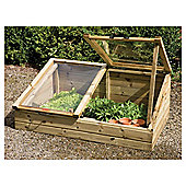 Timberdale Premier Double Cold Frame
