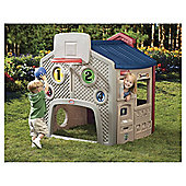 Tikes Town Playhouse, Earth