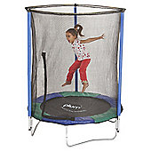 Plum 4.5ft Junior Trampoline With Enclosure
