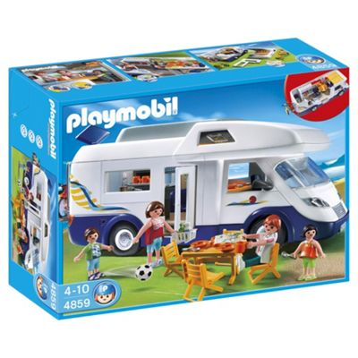 Playmobil 4859 Summer Fun Family Camper