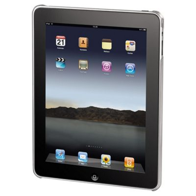 Hama Protective Cover for the new Apple iPad and iPad 2 Clear