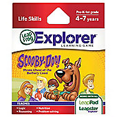 Scooby-Doo Explorer Learning Game