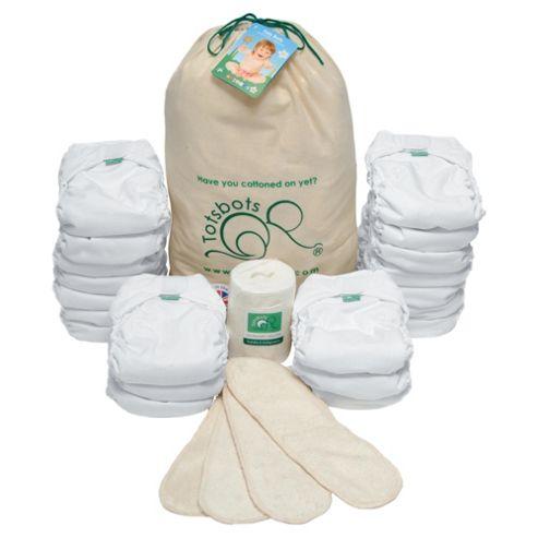 TotsBots Birth to Potty Pack