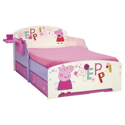Buy Peppa Pig Story Time Toddler Bed From Our Toddler Beds