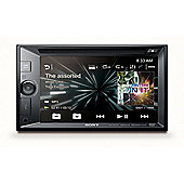 Sony Car Stereo│2DIN│CD/DVD│Aux│USB│Bluetooth│*Voice Control iPod/iPhone/Android