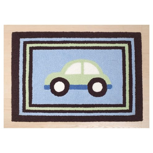 Kids Line Mosaic Transport Rug