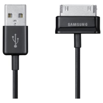 Samsung Galaxy Tab USB Data/Charger Cable - Black