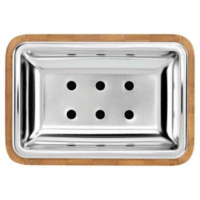 simplehuman Bamboo Soap Dish
