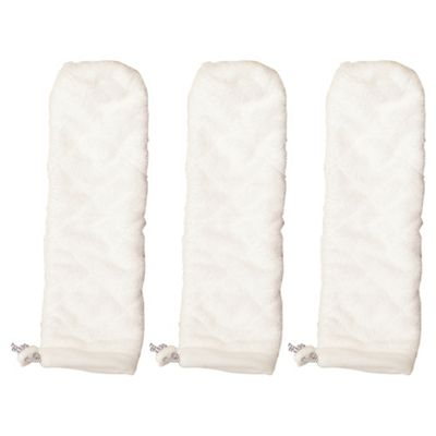 Shark 3 x Microfibre Cylinder Pocket Pads for V19015
