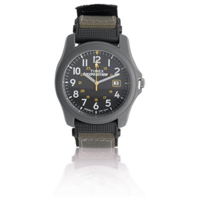 Timex Expedition Camper Strap Watch Green