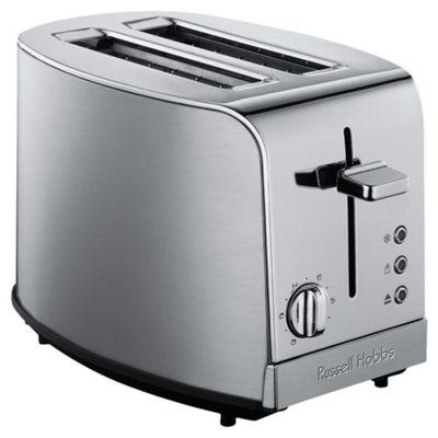 Russell Hobbs Deluxe 18116 2 Slice Toaster - Stainless Steel