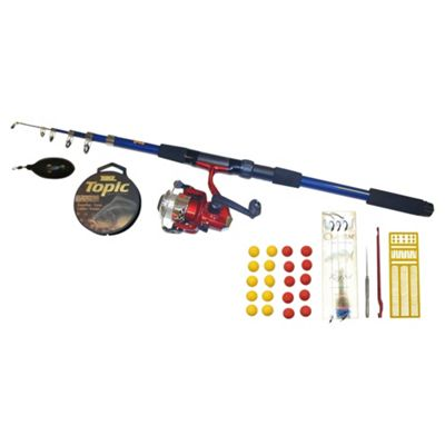 Zebco Junior Carp Fishing Set