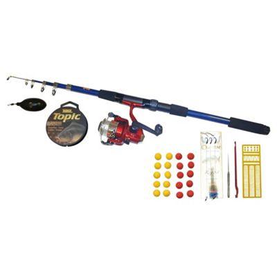 Zebco Junior Carp Fishing Set