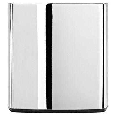 simplehuman Chrome Square Tissue Box Holder