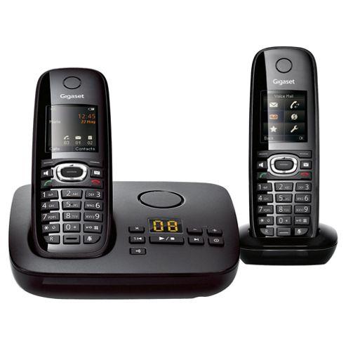 Gigaset C595 cordless Telephone - Set of 2