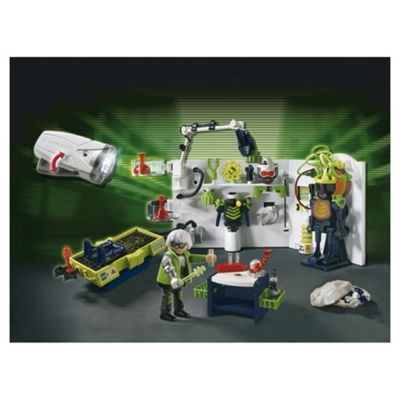 Playmobil 4880 Robo Gangster Lab